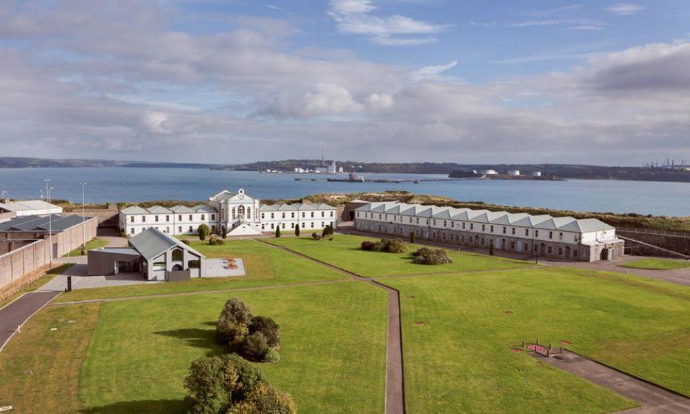 A trip to Ireland's Alcatraz- Spike Island and Cobh, Co.Cork