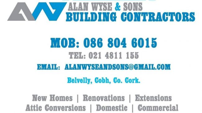 Alan Wyse and Sons Building Contractors