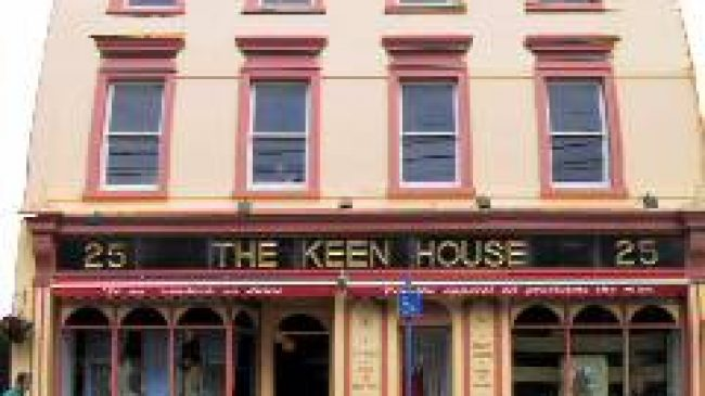 The Keen House