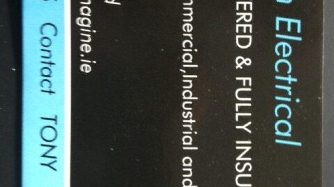 Tony O'Flynn Electrical Ltd
