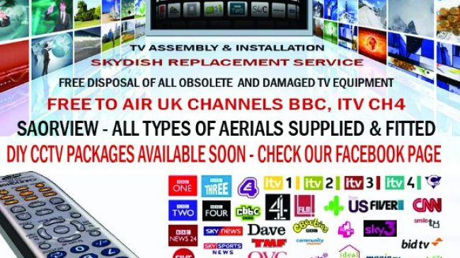 John Duffy Aerial & Satellite Services